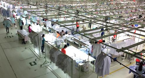 インドネシア協力工場