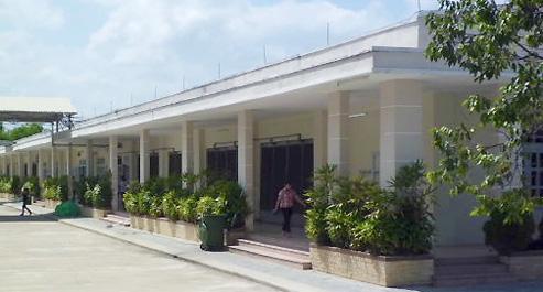 ベトナム協力工場